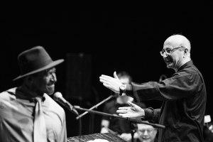 Orchestra di Flauti del Conservatorio di Musica Santa Cecilia Franz Albanese Teatro Studio Borgna, Auditorium, Rome, April 23, 2016 (photo: spaziofermo)